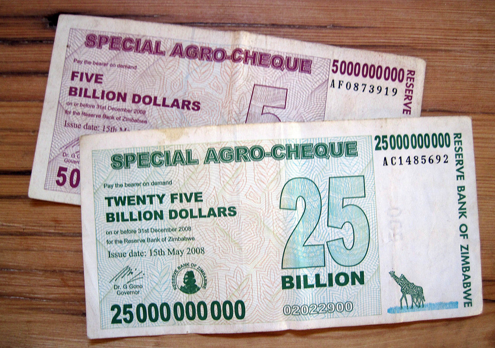 I'm a Billionaire!