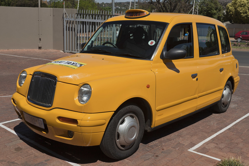 Our Yellow Taxi
