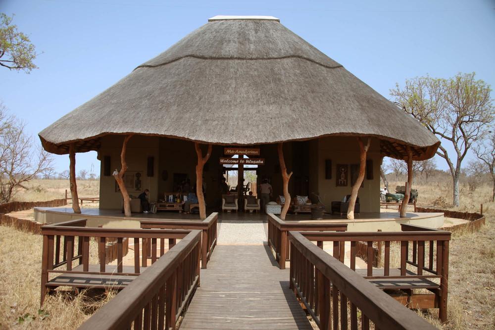 Ulusaba Air Terminal