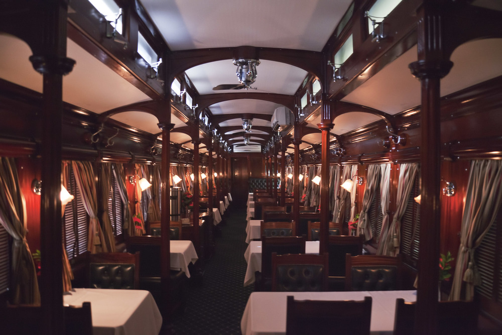 The other dining car