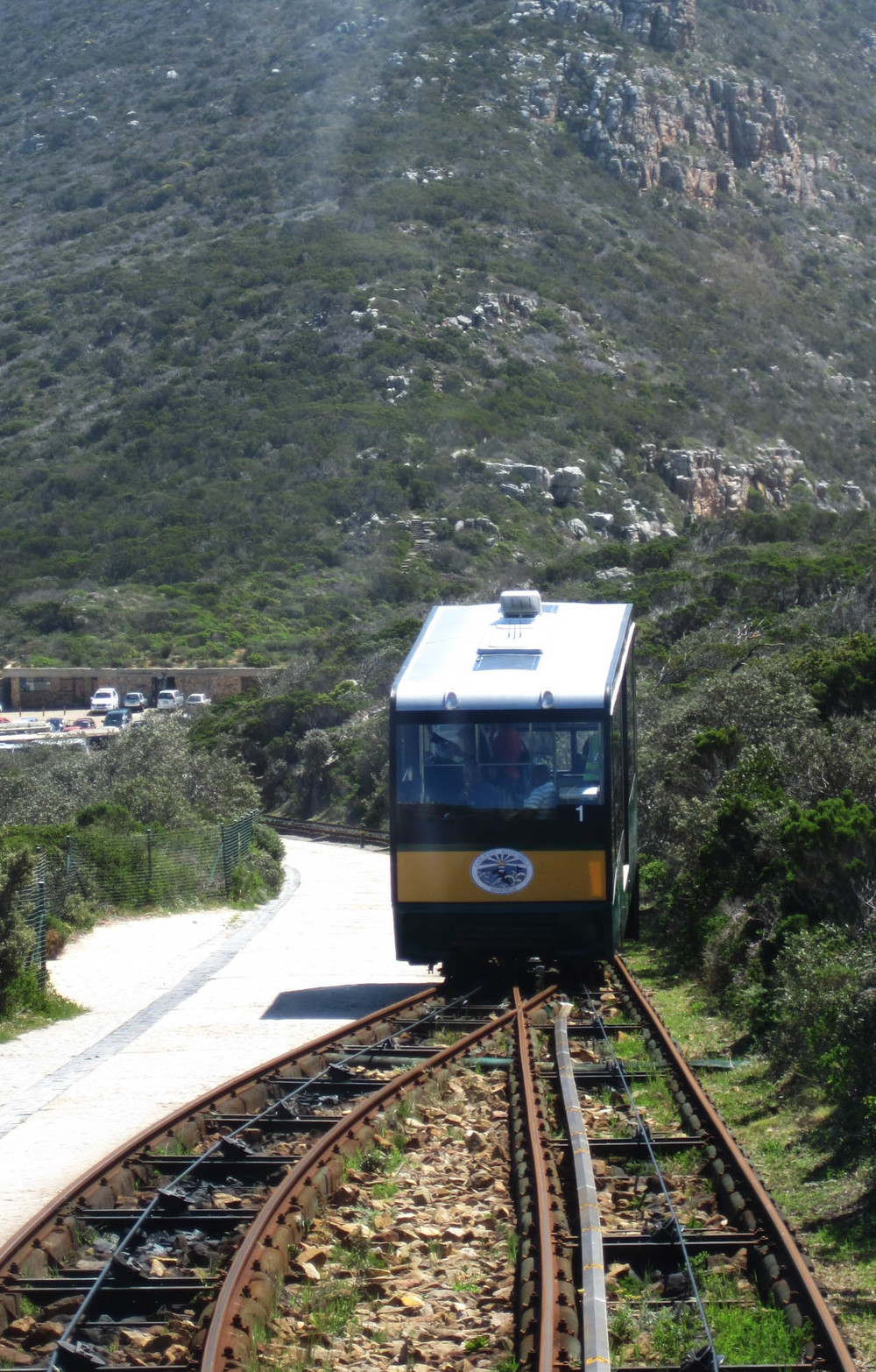 Funicular Railway to the peak