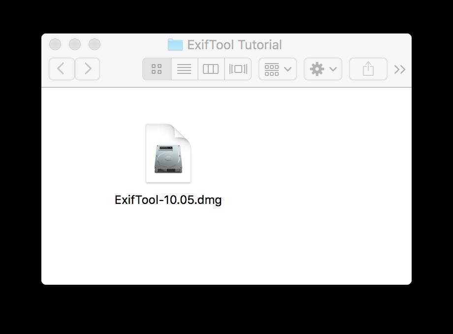 exiftool-dmg