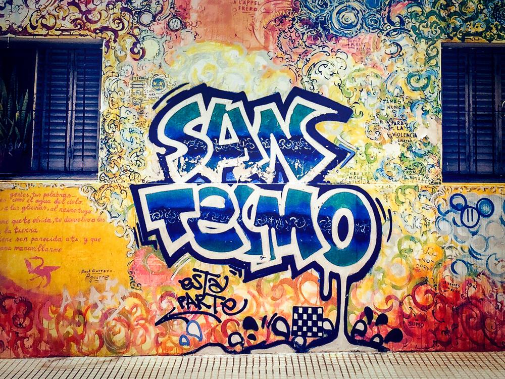 Buenos Aires - San Telmo