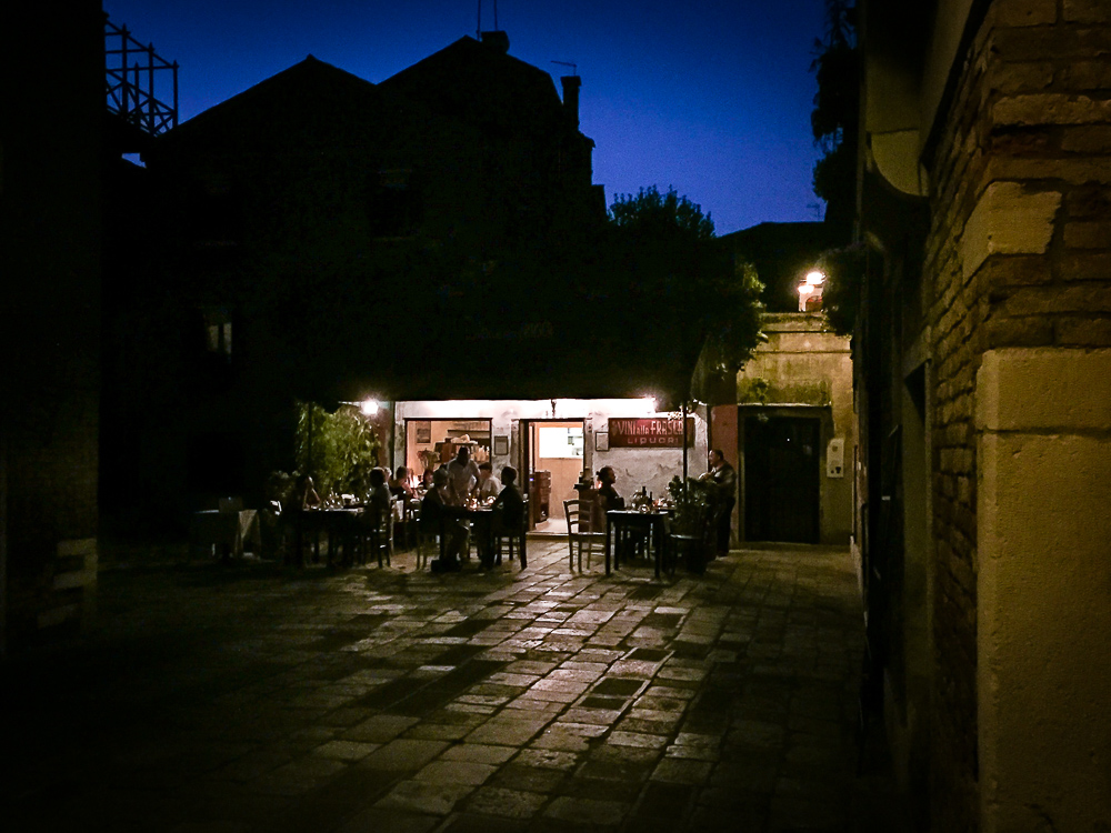 Osteria alla Frasca - A hidden gem in Venice