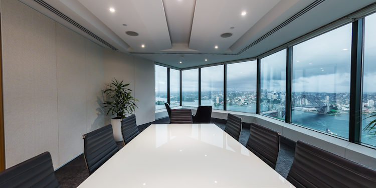 New Gateway Building: L46 Boardroom