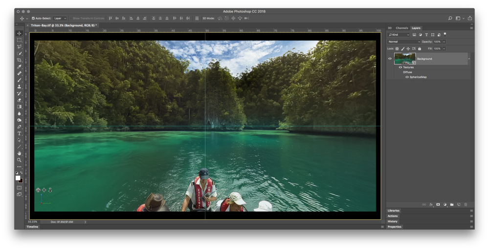 Image #7 - 3D Editing Mode