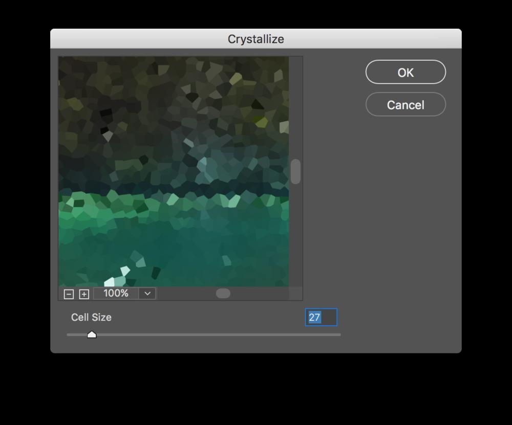Image #4 - Filter settings