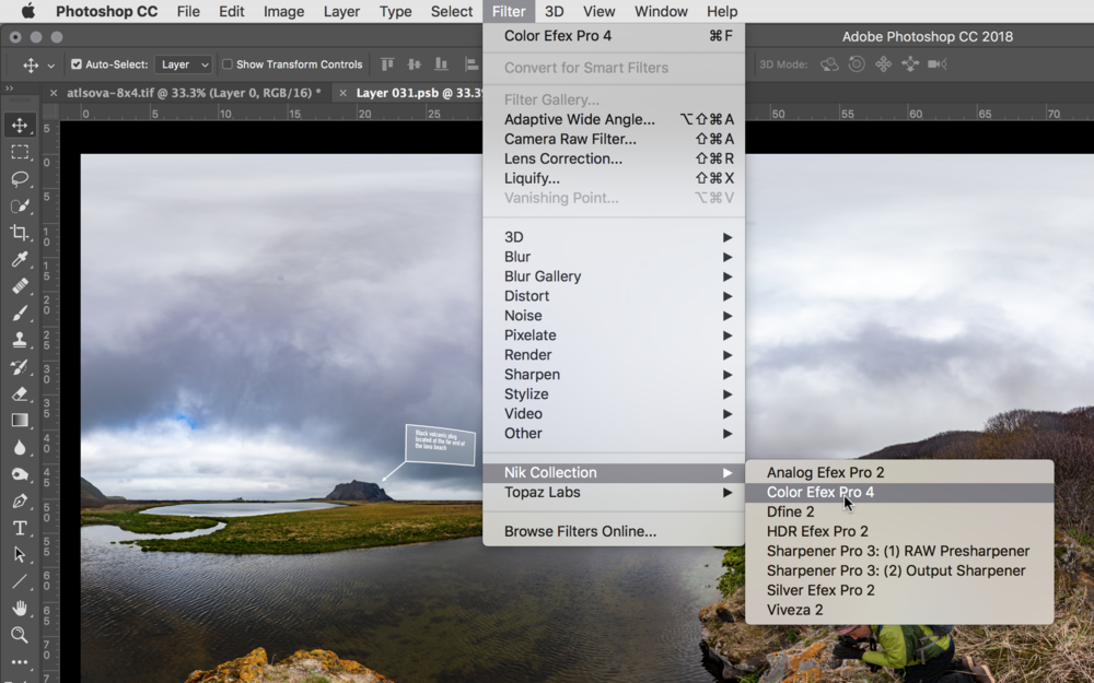 Image #3 - Select Nik Collection, Color Efex Pro 4