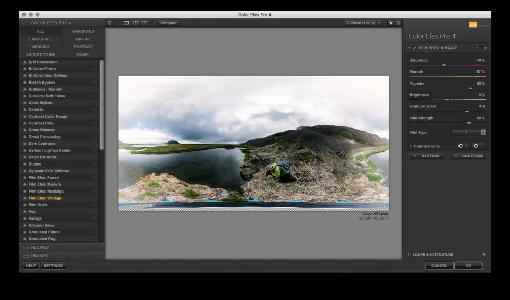 Image #5 - Nik Collection Color Efex Pro 4 window