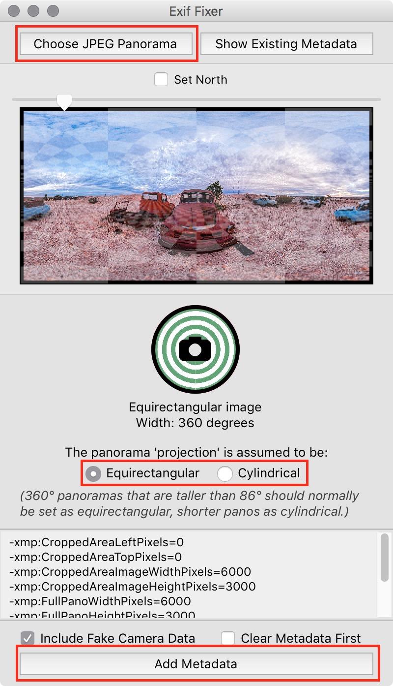 figure #4: Image loaded