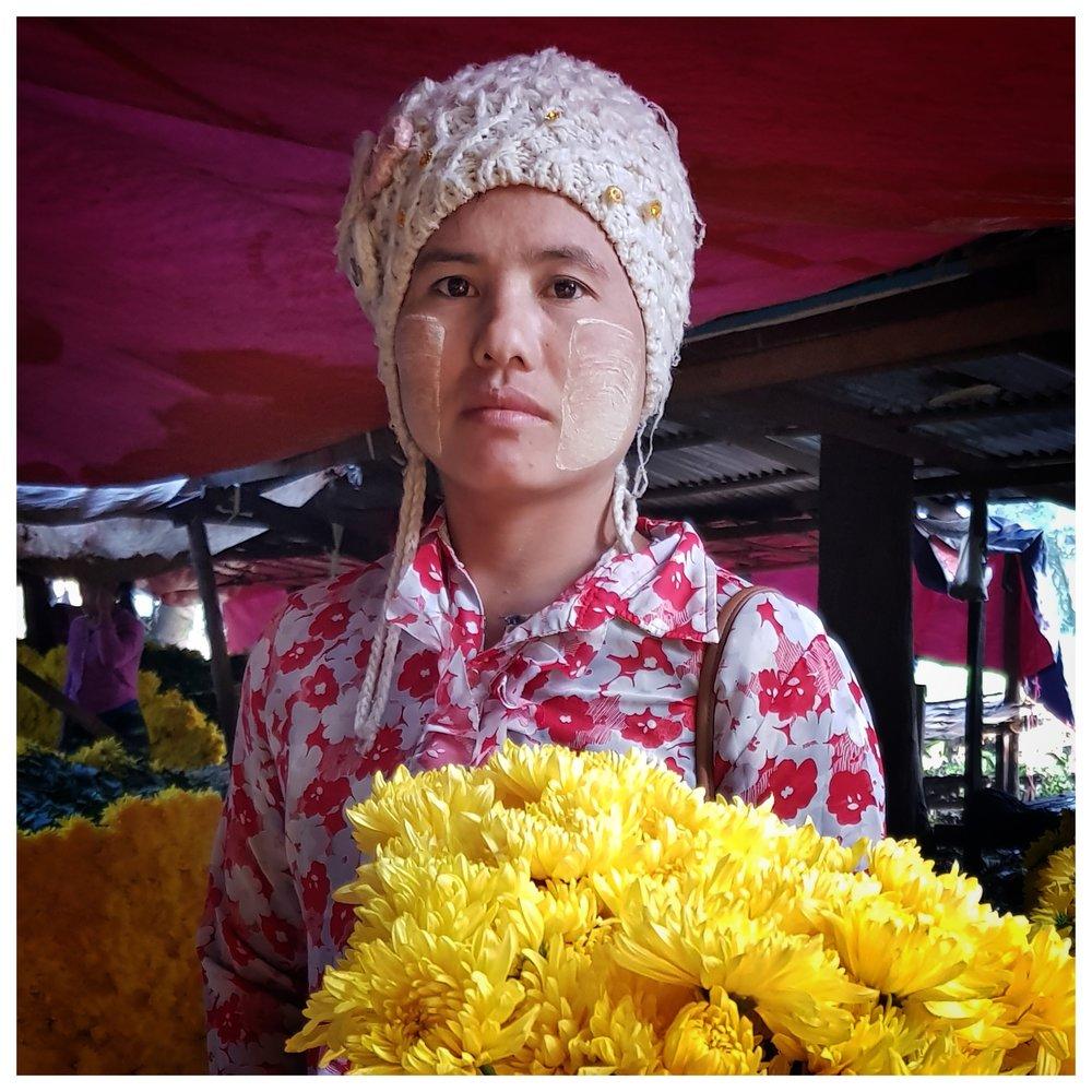 Flower market