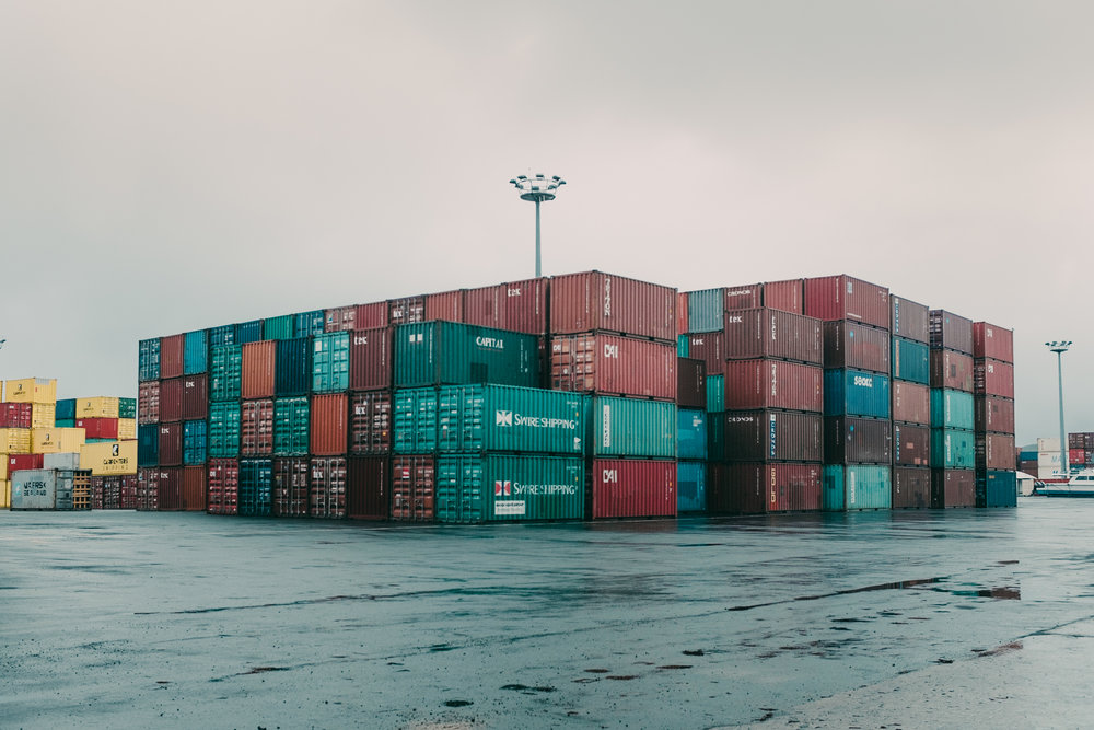 Containers    Noumea - (2018)