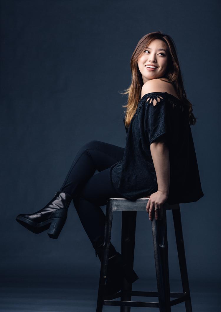 Musician Jennifer Chung Song