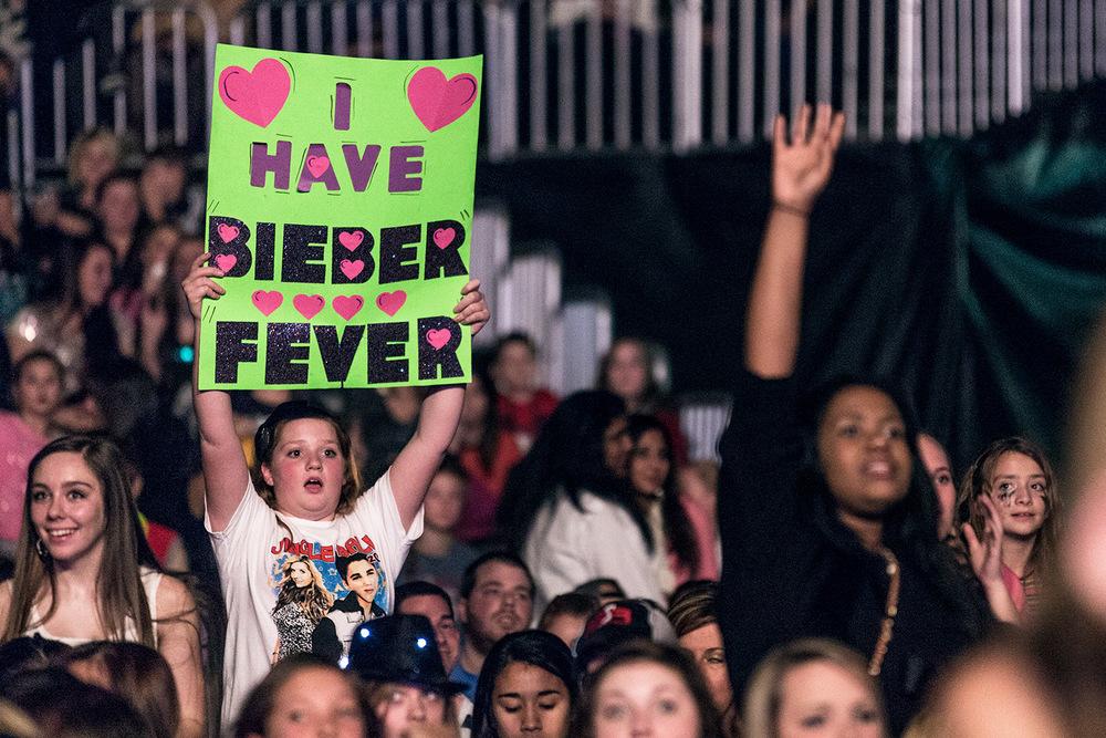 Justin Bieber fever