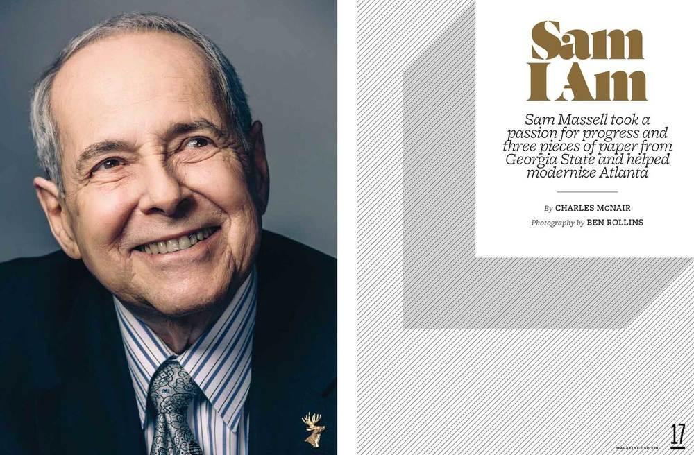 GSU Alumni Magazine