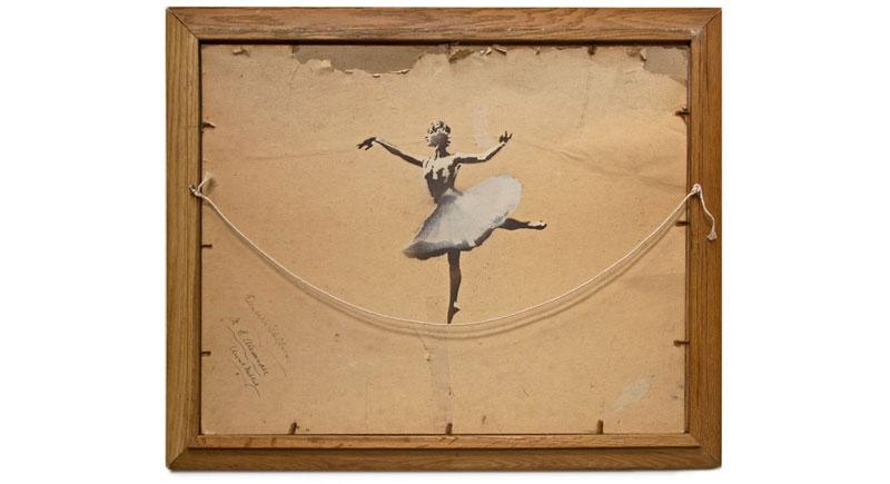 Banksy's 'Ballerina'