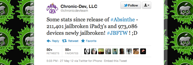 Jailbreak Information