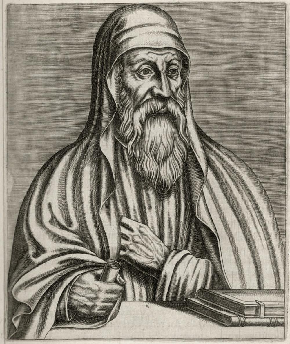 Origenes, kirkefar og spirituell type.