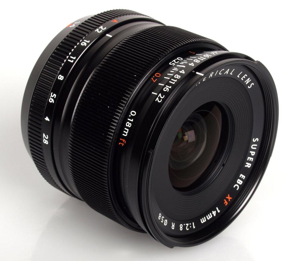 Fujinon XF 14mm f/2.8 R