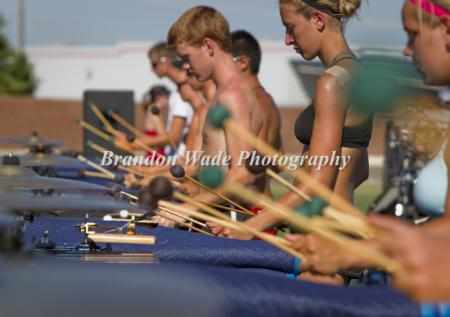 Teen naked marching band licking