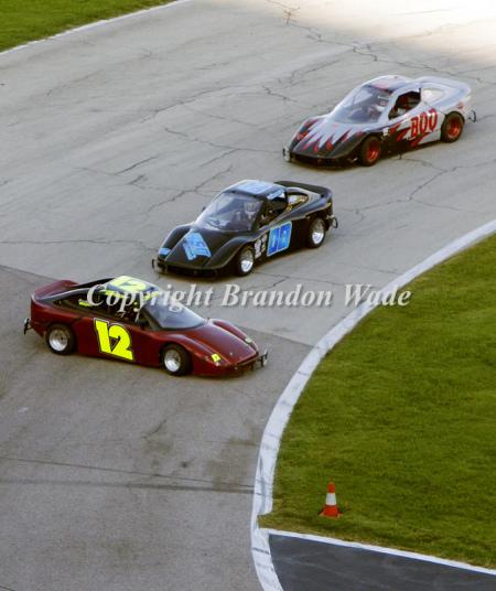 NASCAR Dream Drives Kids In Bandolero Cars