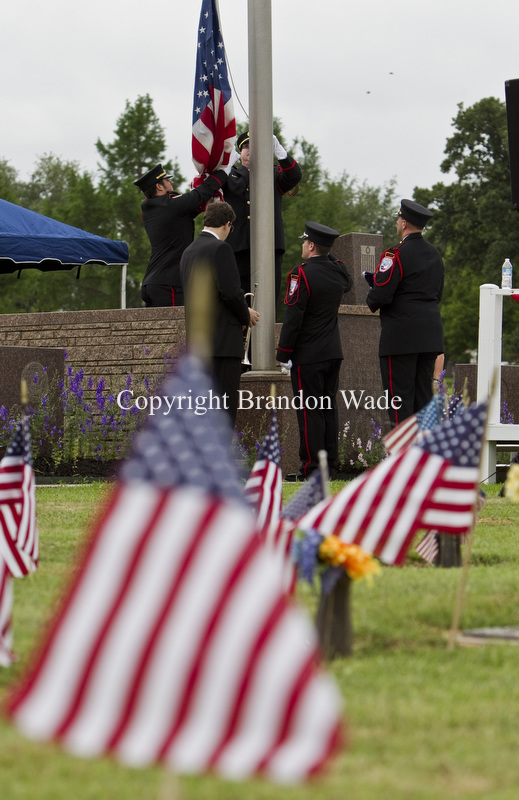Colleyville Fire Department Honor Guard — Photojournalist