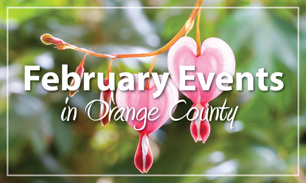 February OC Events Calendar OC Home View