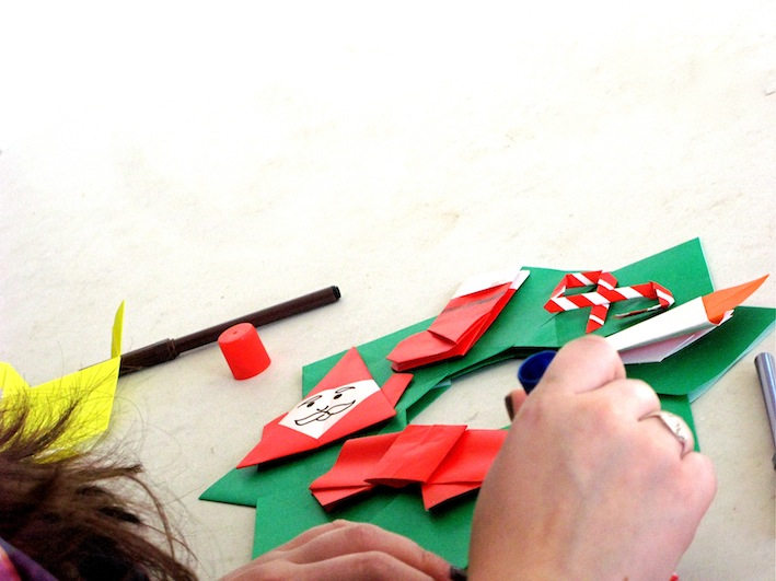 20111119 Holiday Origami Workshop.JPG