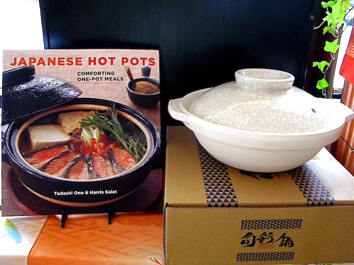 how to cook with a donabe pot