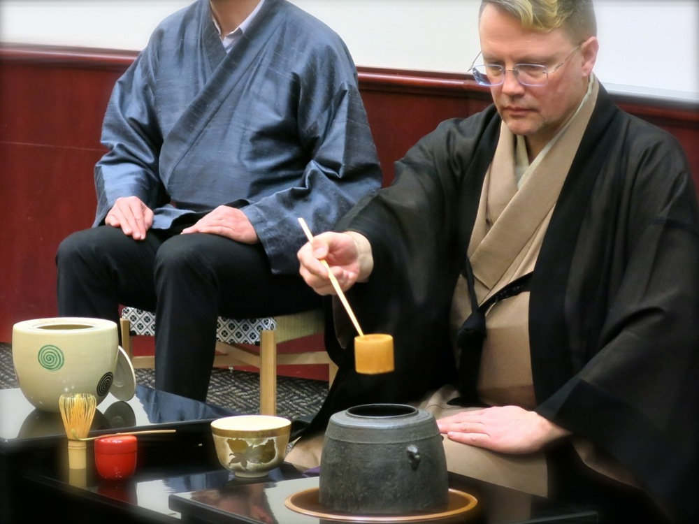 Chanoyu - Japanese Tea Ceremony