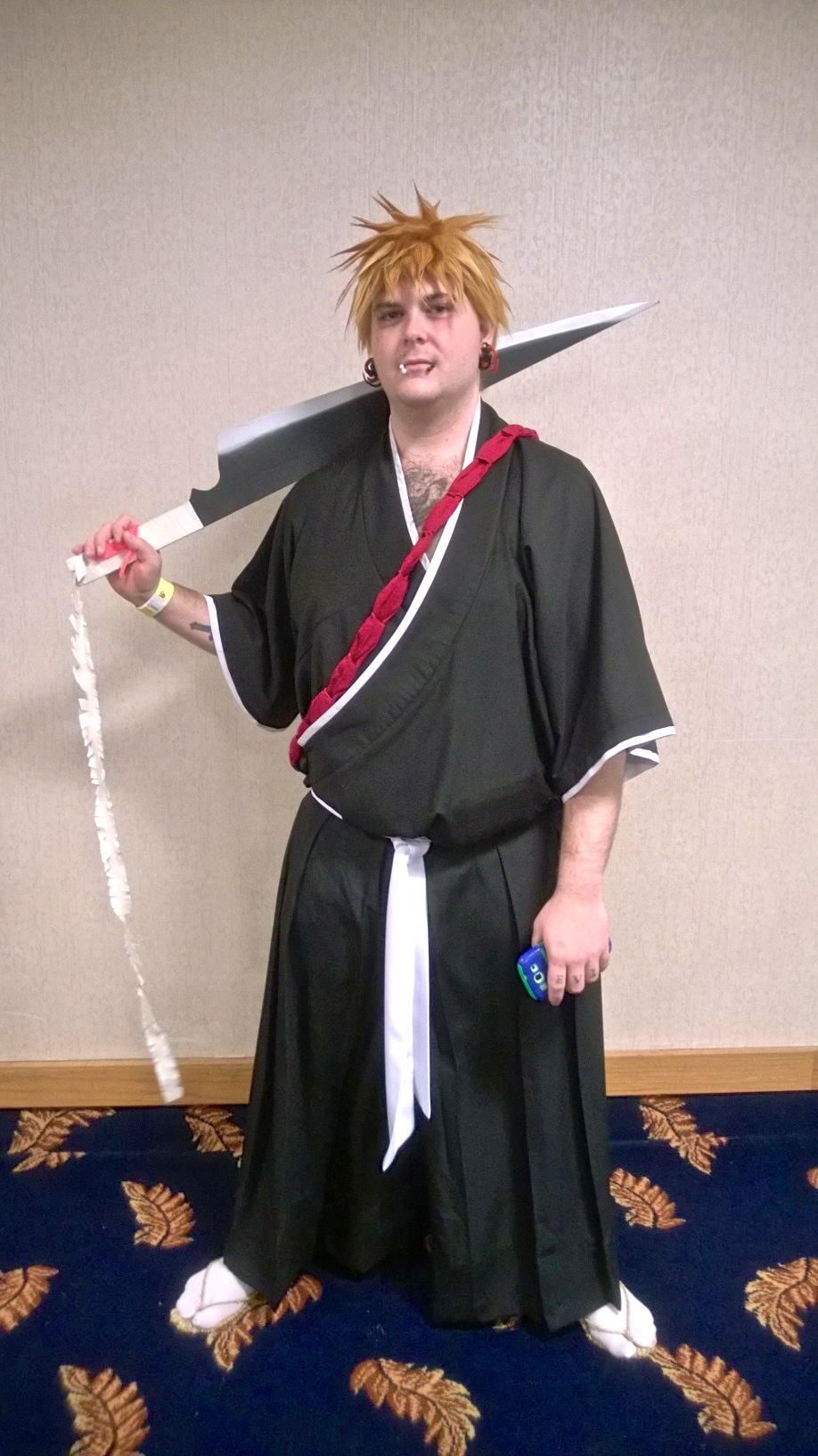 Ichigo Kurosaki from Bleach