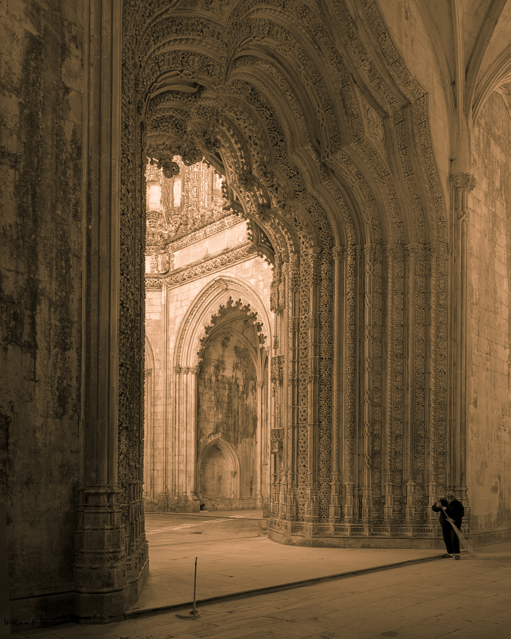 Catherdral at Batalha