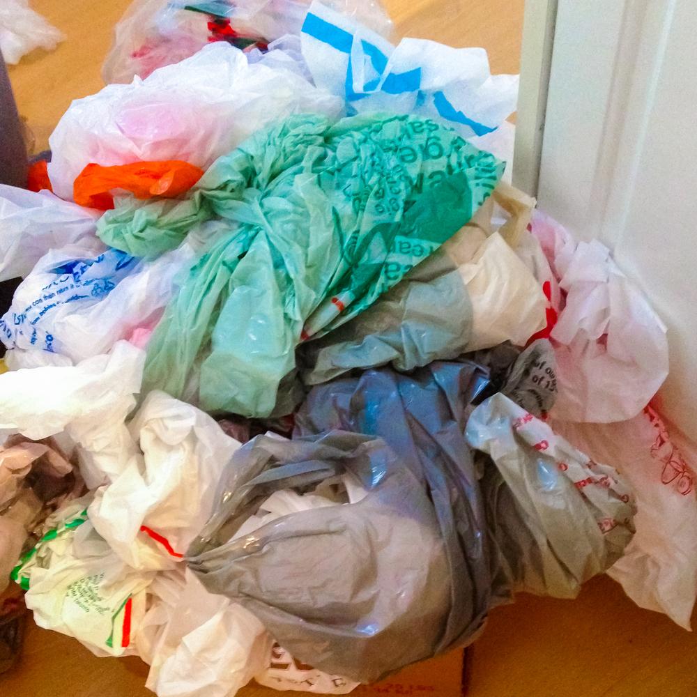 Plastic Bags iPhone 4s