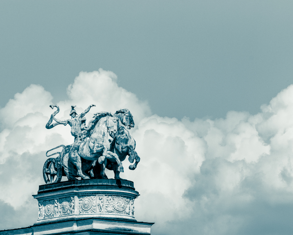 Budapest: Millennium Monument