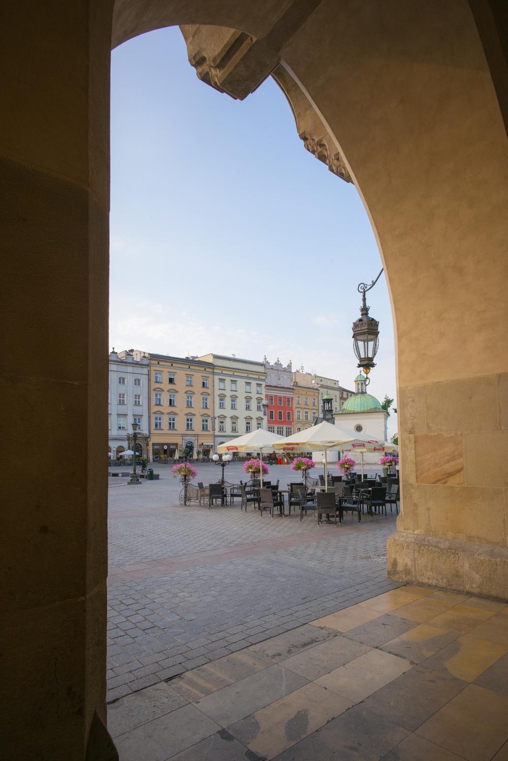 Main Square Krakow