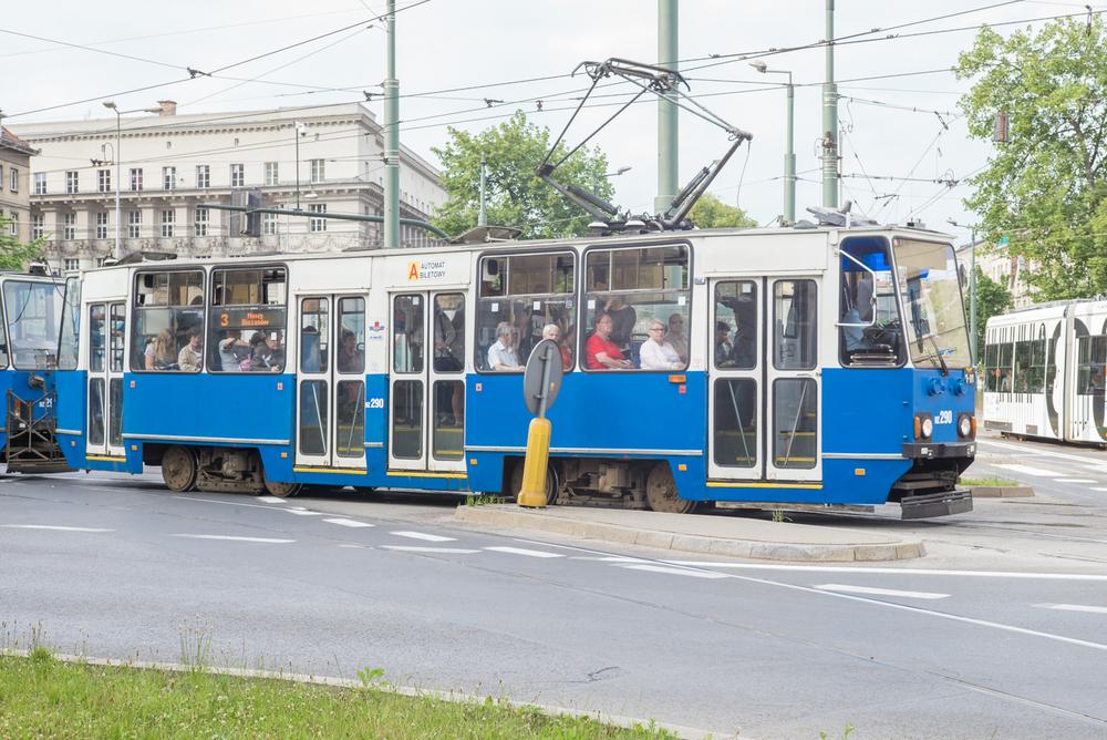 Krakow Street Cars