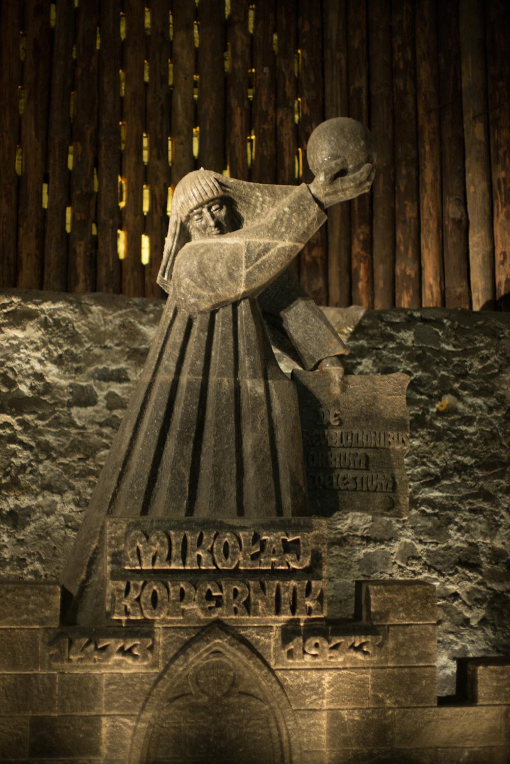 Salt Statues