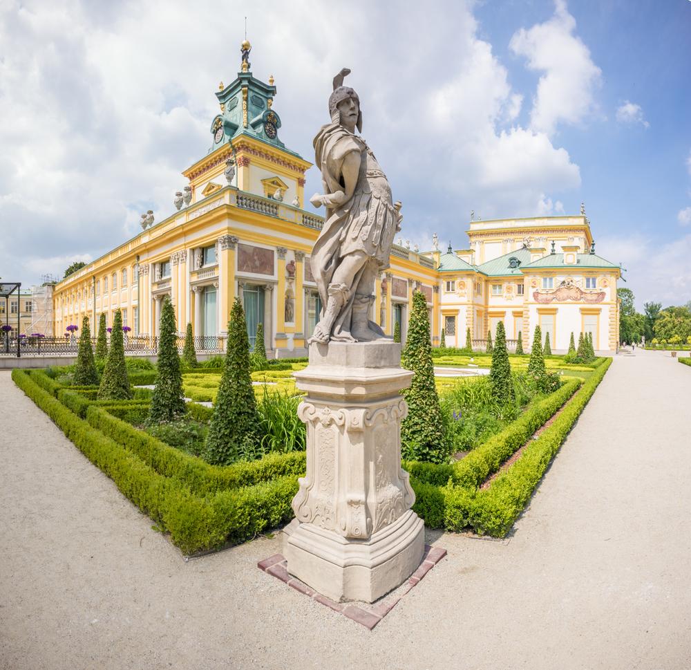 Wilanowie Palace, Warsaw