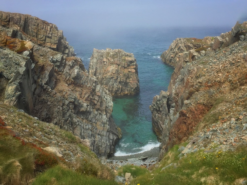 Rocky Cliffs of Cape Bonavista