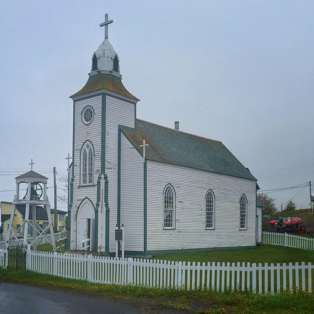 Church in Trinity