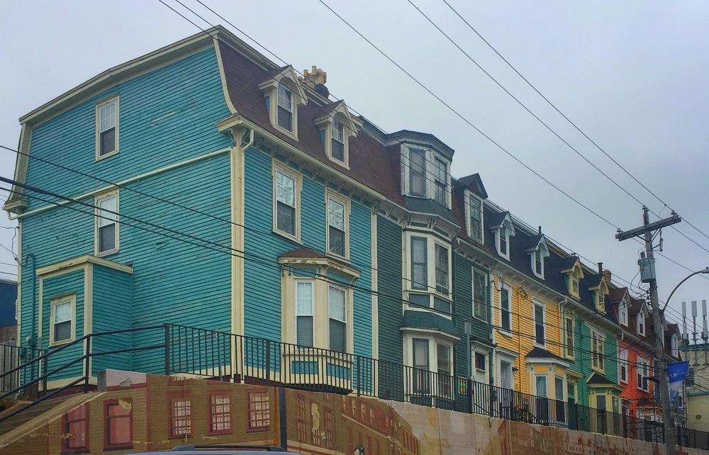 Residences in St. John's