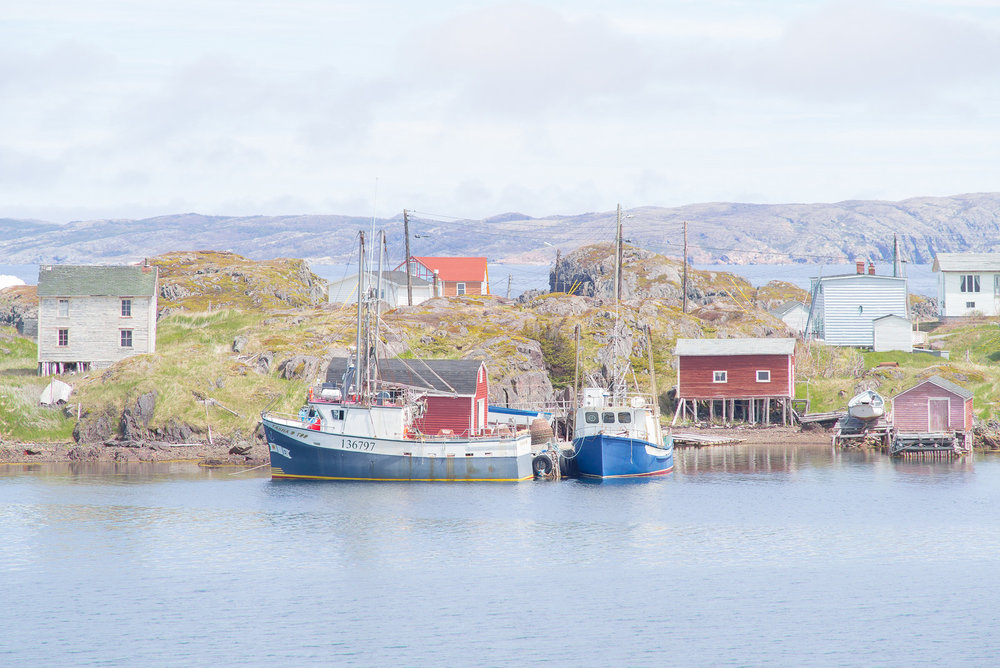 Change Islands Harbour, Newfoundland
