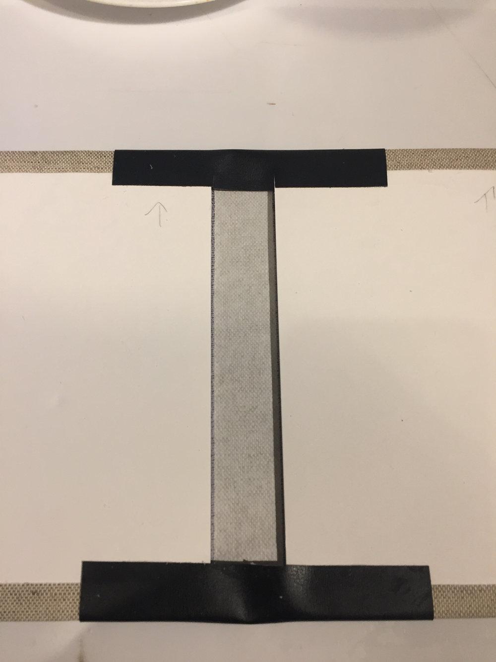Glue Backing