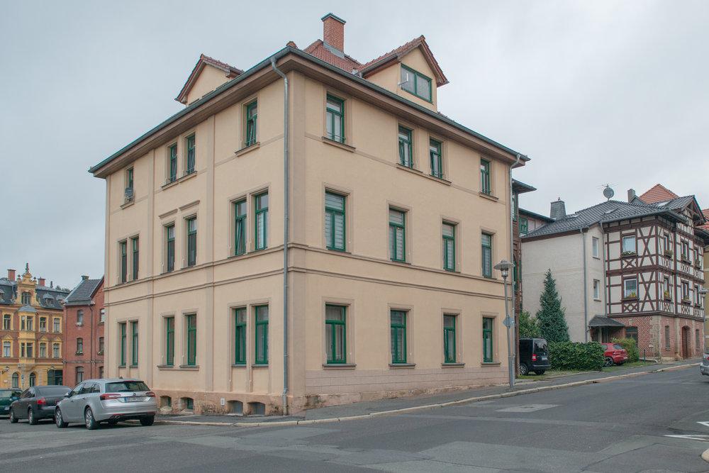 Bahnhofstr 4, Sonneberg (front view)