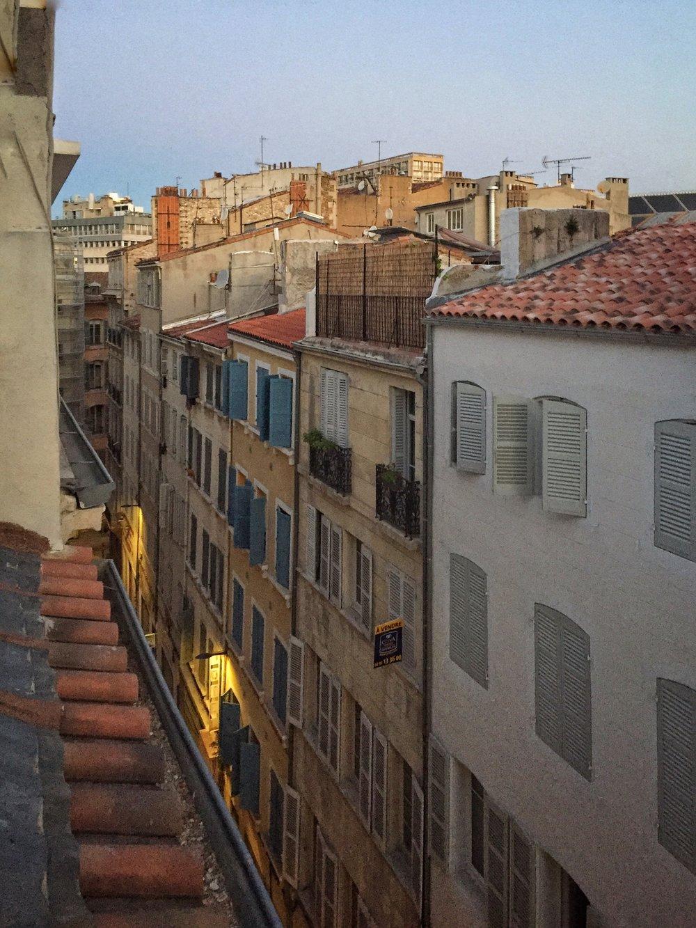 Rue Du Musée, Marseille.
