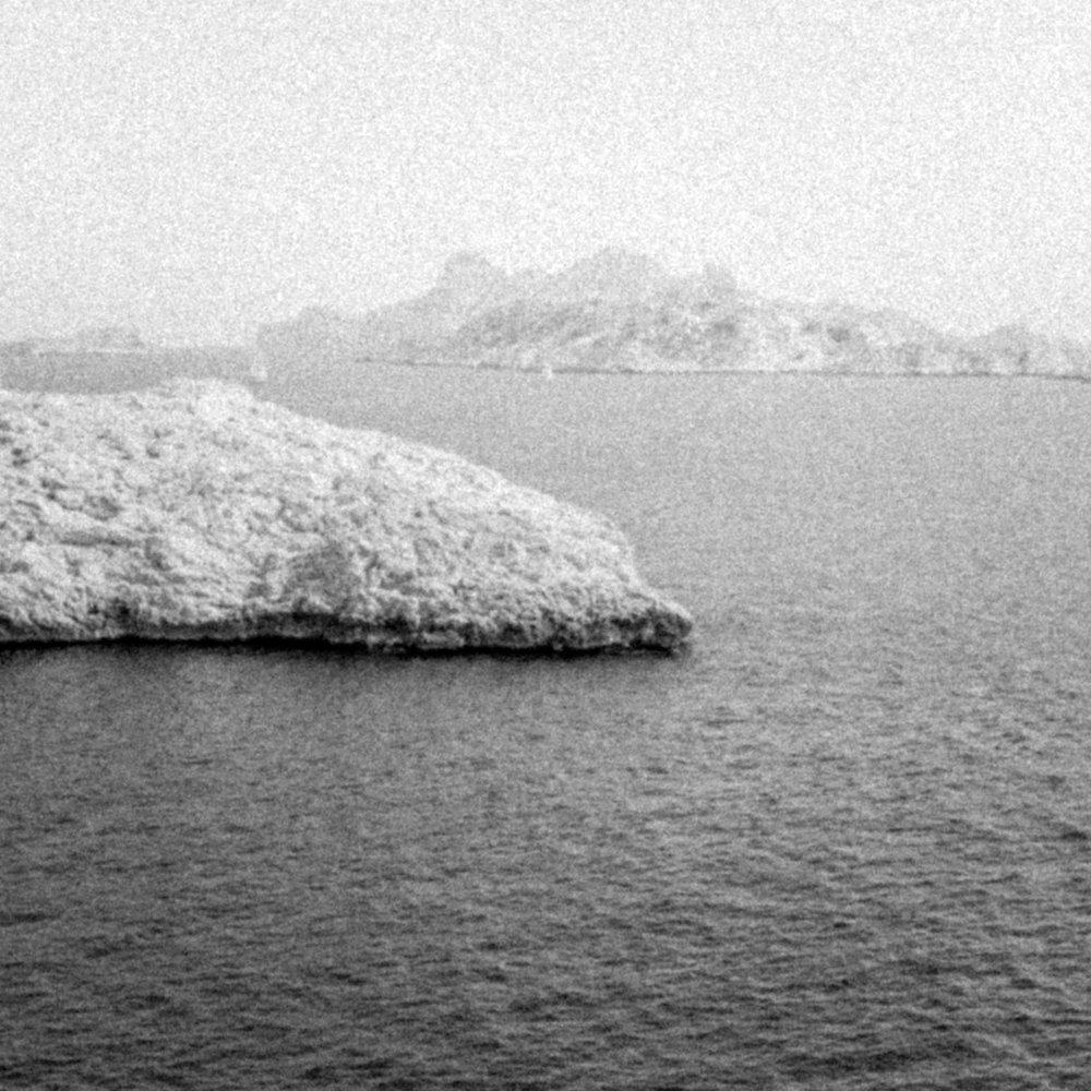 Mediterranean Sea, near Marseille.