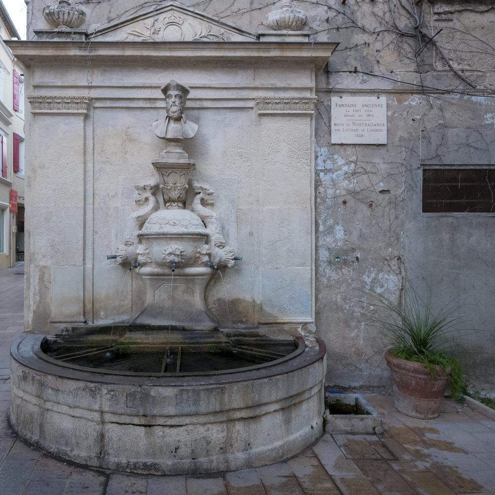 Nostradamus,  Saint-Rémy-de-Provence