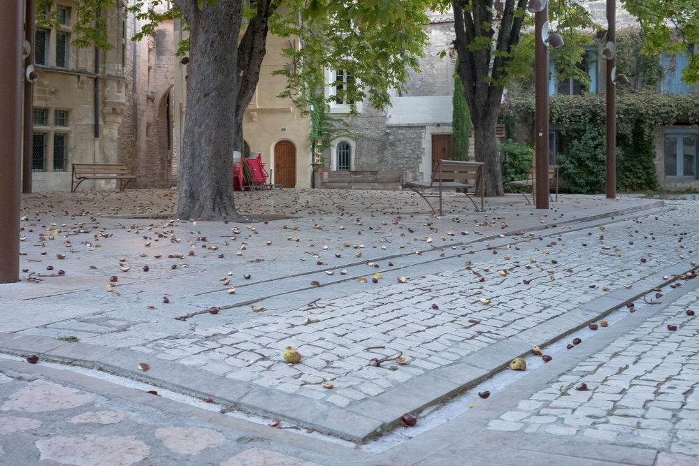 Autumn, Saint-Rémy-de-Provence