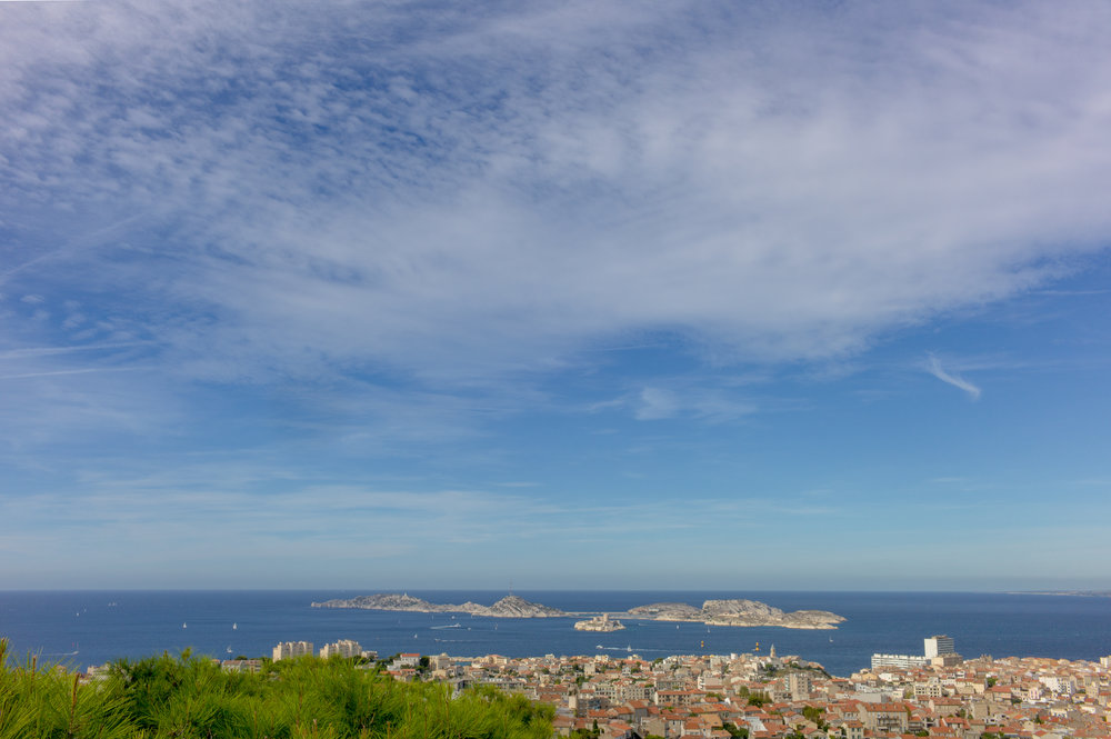 View from Notre-Dame de la Garde