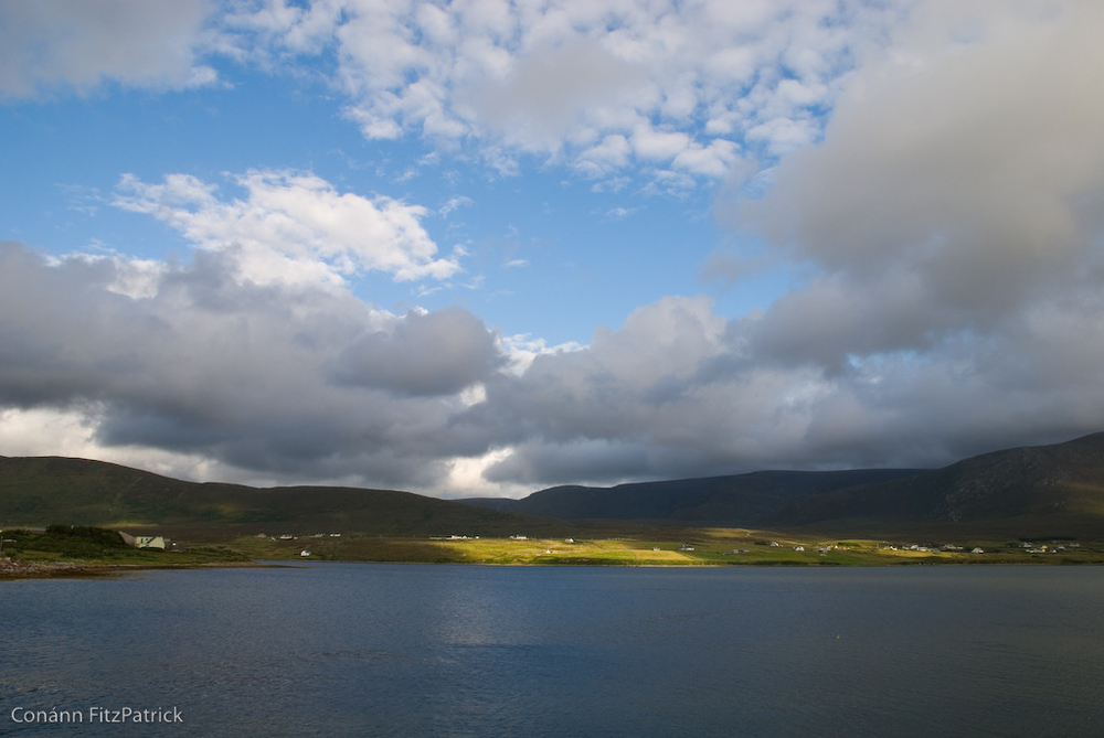 Patches of Sunshine on Achill Island